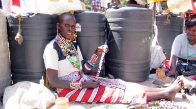 Nairobi no Quênia, uma cidade em ebulição