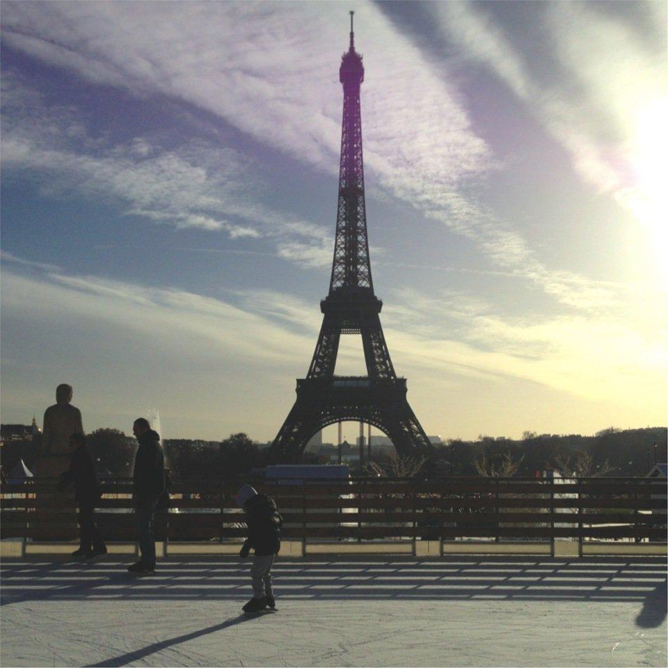 torre pista gelo