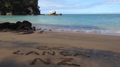 Se lança pra Nova Zelândia, djáh!