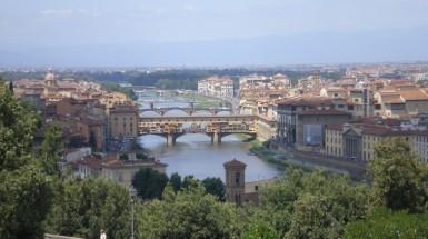 Florença e Pisa, cidades mais visitadas na Toscana