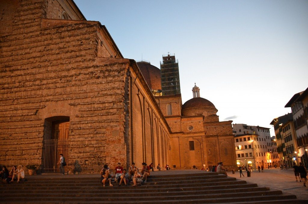 Basilica de San Lorenze Florença