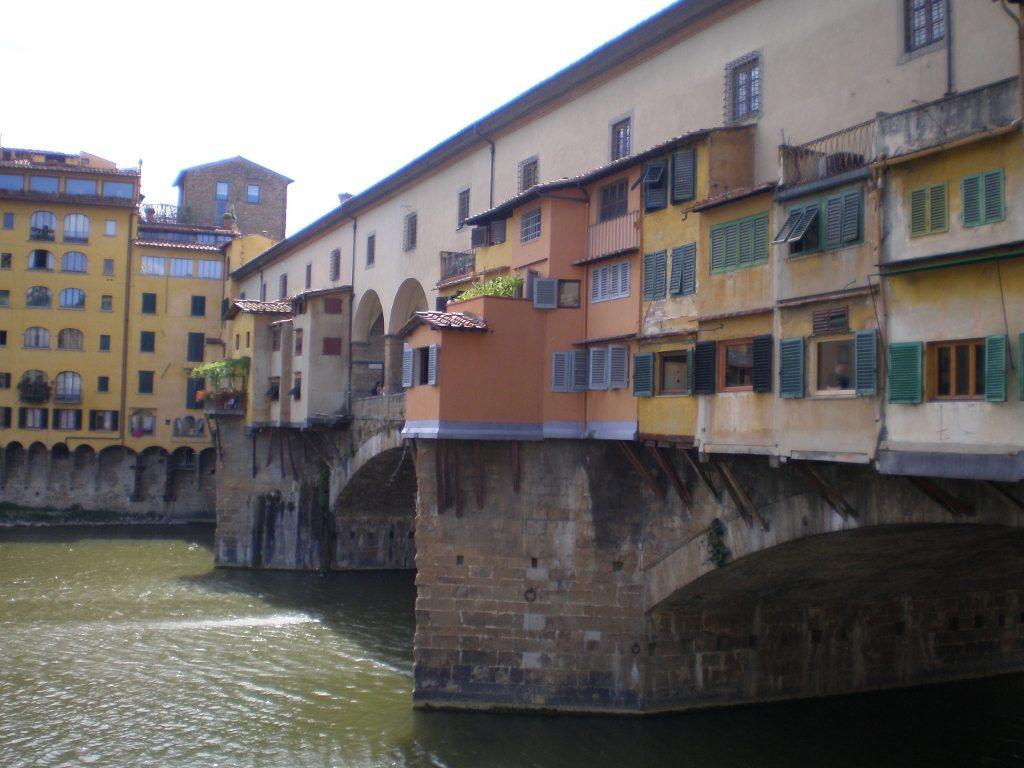 ponte vecchia florença