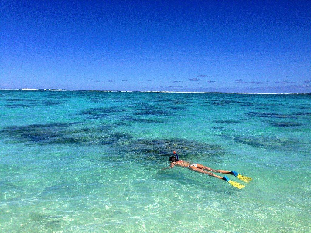 Snorkel_Cook_Island